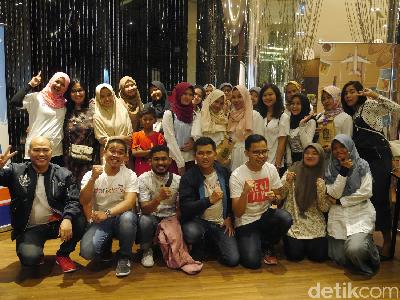 Bukber dTraveler di ibis Bandung Trans Studio, Alhamdulillah Seru!