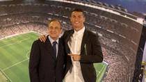 Florentino Perez di Madrid: 15 Musim, 19 Trofi, Rp 19,4 Triliun
