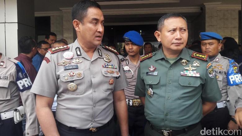 TNI Bantah Anggotanya Nyeruduk Kelompok Pemuda di Kemayoran
