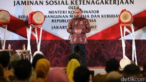 Launching Penghargaan Jaminan Sosial Ketenagakerjaan