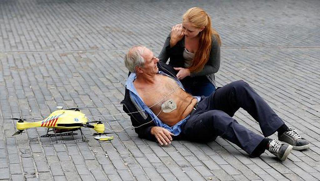 Ragam Robot dan Drone Canggih Di Dunia Kesehatan