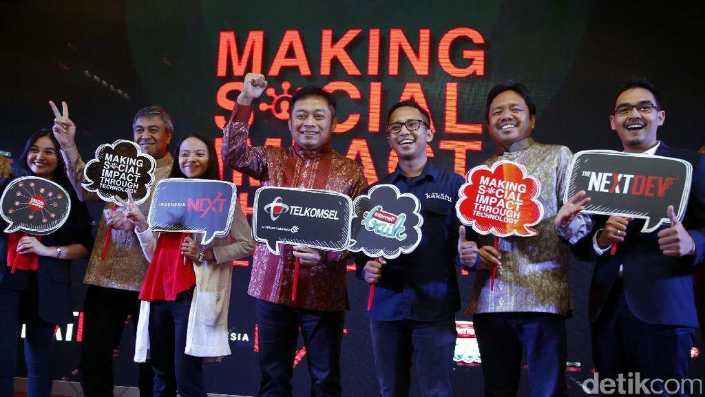 Begini Cara Telkomsel Respons Permintaan Jokowi