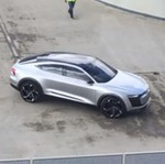 Mobil Listrik Audi E-Tron Sportback Mulai Diuji