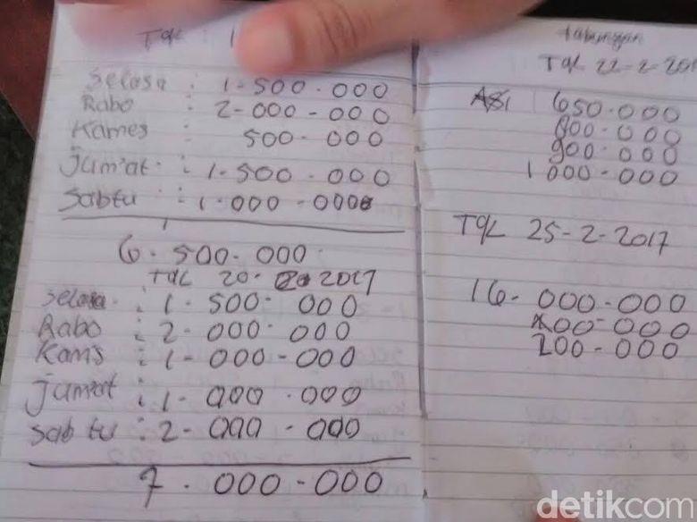 Image result for rosita tabungan 42 juta