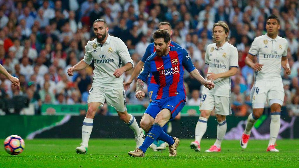 Perez: Madrid Akan Senang Kalau Bisa Rekrut Messi