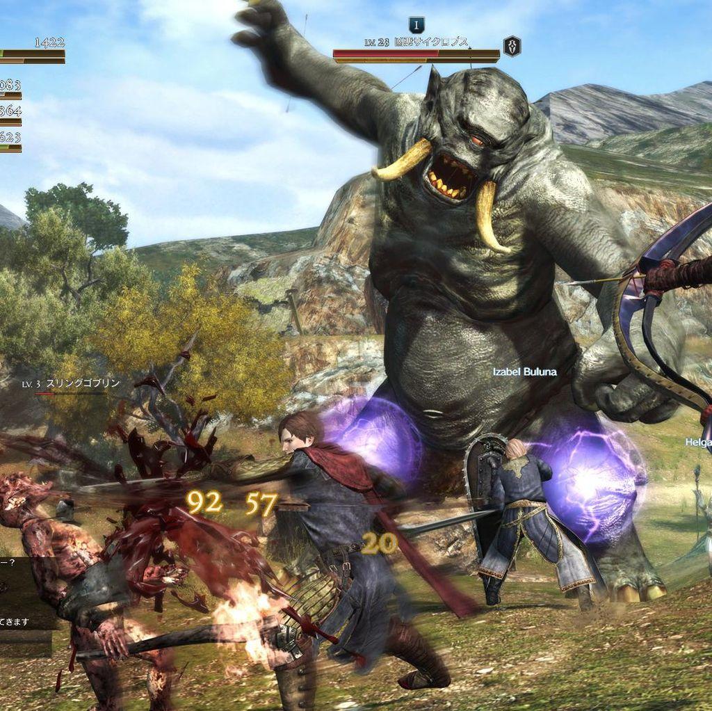 Proyek Game Director Dragon Dogma Masih Aman
