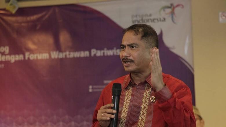 Ilustrasi Menpar Arief Yahya (dok Kemenpar)
