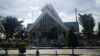 Istana Damai di Papua untuk Semua Agama