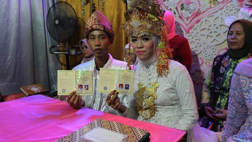 Menikah Muda di Usia 15 Tahun, Setuju atau Tidak? Ini Menurut Survei