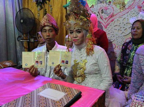 Dua Siswa SMP Menikah di Usia 15, Bolehkah? Ini Kata KUA