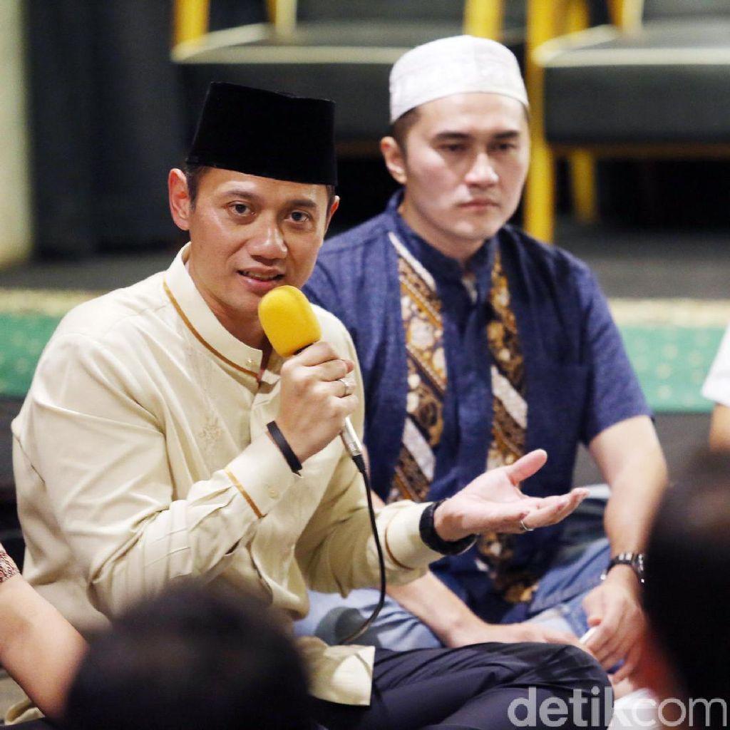 Mencuat di Survei, PD: Agus Yudhoyono Belum Berencana ke Pilgub Jabar
