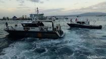 Amankan Arus Mudik 2017, Perairan Selat Bali Dijaga Ketat