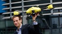 Keren! Drone Ambulans Khusus Pertolongan Pertama Serangan Jantung