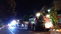 Festival Khas Bulan Ramadan Thong-Thong Klek di Rembang Dihelat