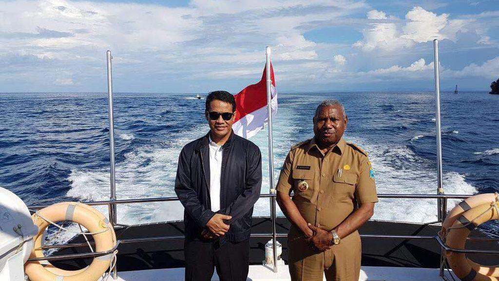 Kisah Mentan Dorong Papua Daulat Pangan