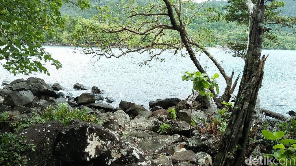 Mudik Lebaran, Ayo ke Pantai Tanpa Nama di Sabang
