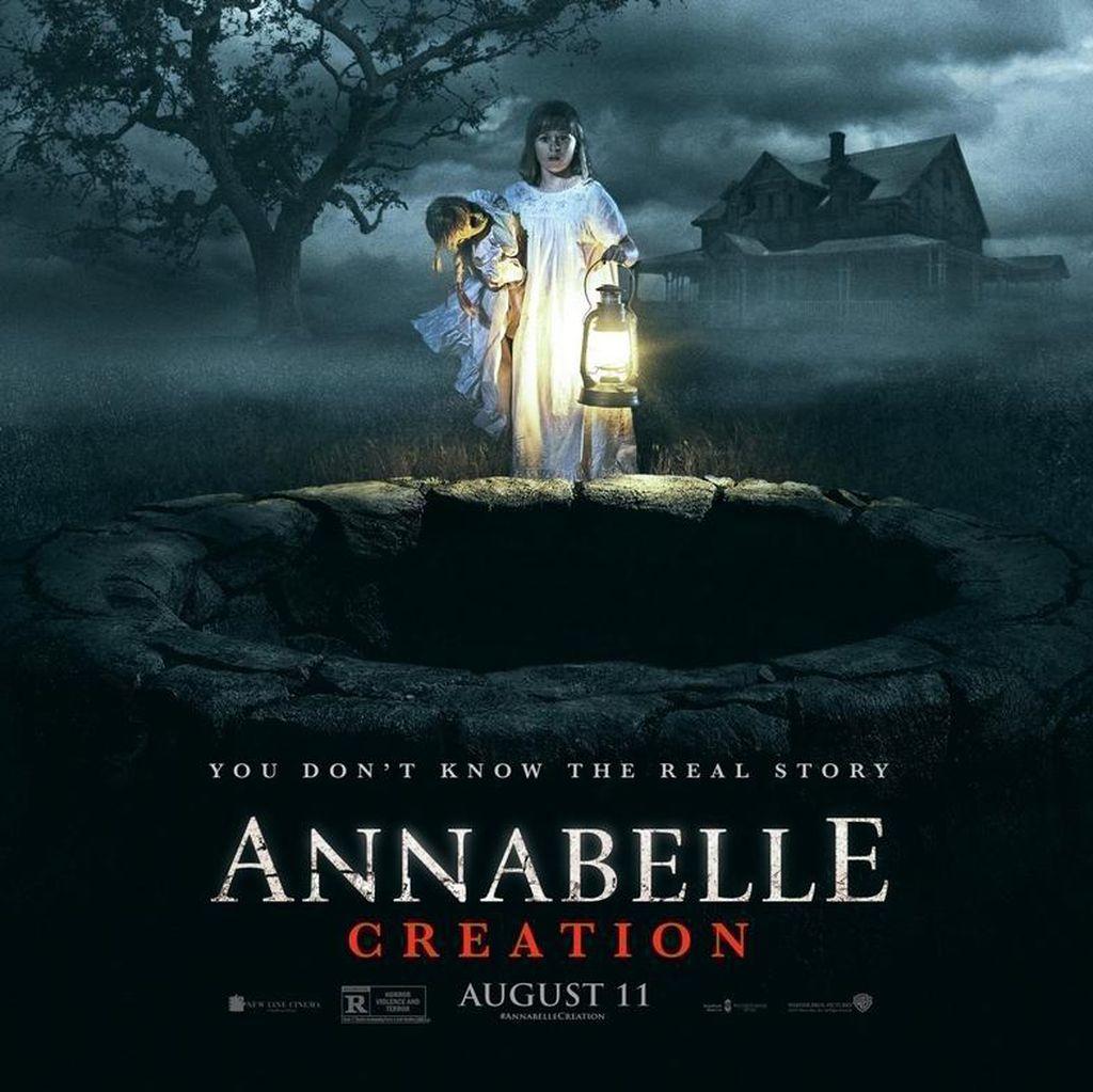Annabelle Creation: Tanpa Basa-basi dan Tak Kenal Ampun
