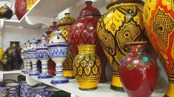 Melihat Pusat Kerajinan Gerabah di Safi Maroko