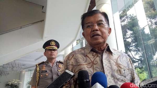 JK: Saya dan Jokowi Terpilih di Pilpres dengan PT 20%