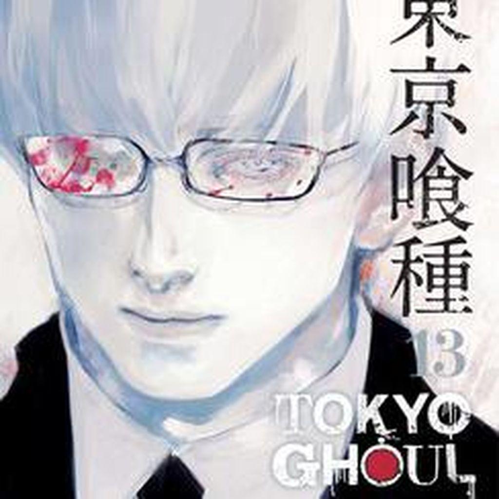 Laris Manis, Manga Tokyo Ghoul:re Terjual 24 Juta
