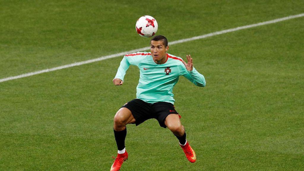 Pernah Jumpa Neymar, Bek Selandia Baru Ini Antusias Hadapi Ronaldo