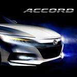 Honda Accord Terbaru Siap Meluncur, Ini Teasernya
