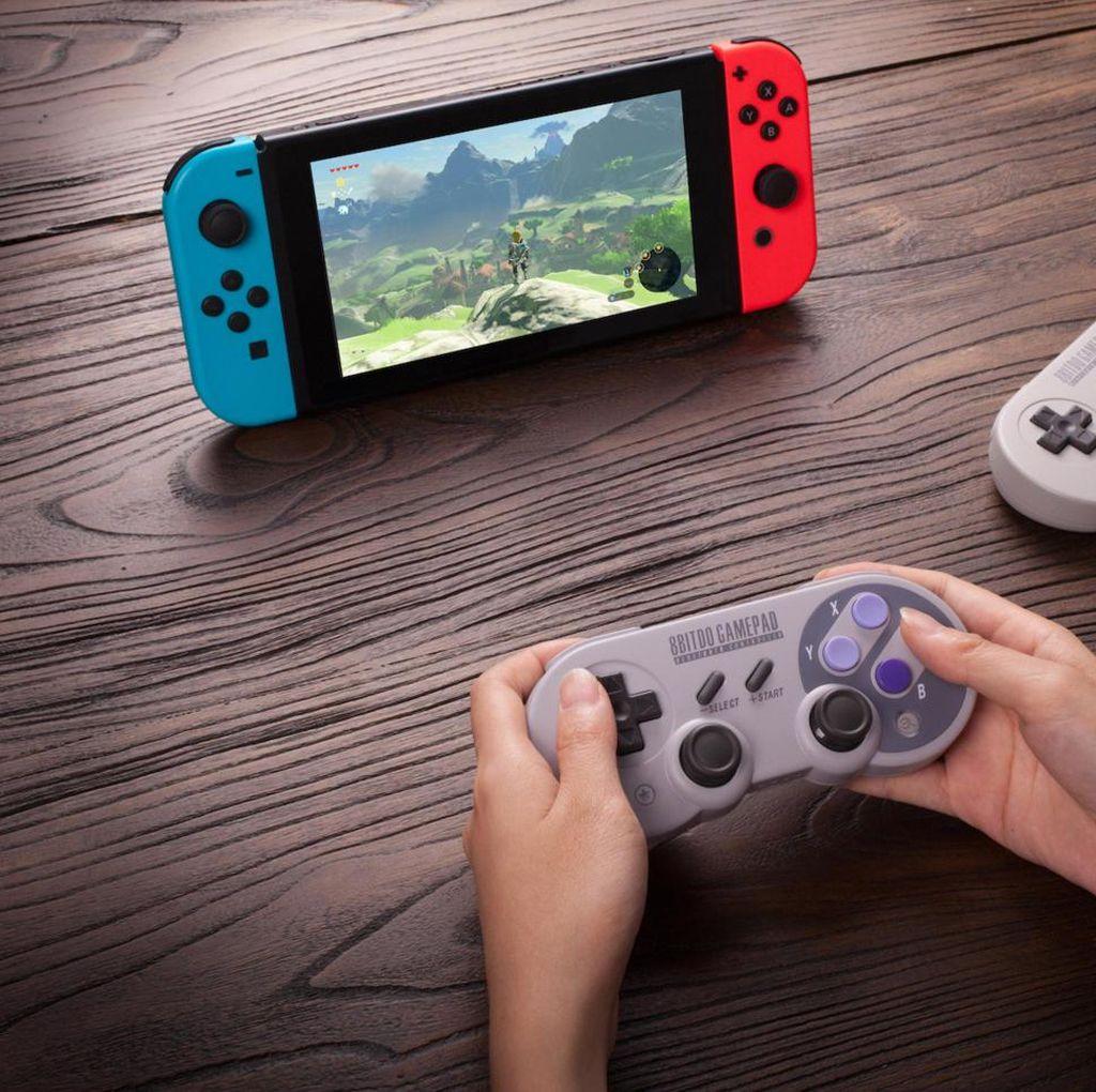 Keren! Switch Punya Kontroler Klasik ala Super Nintendo