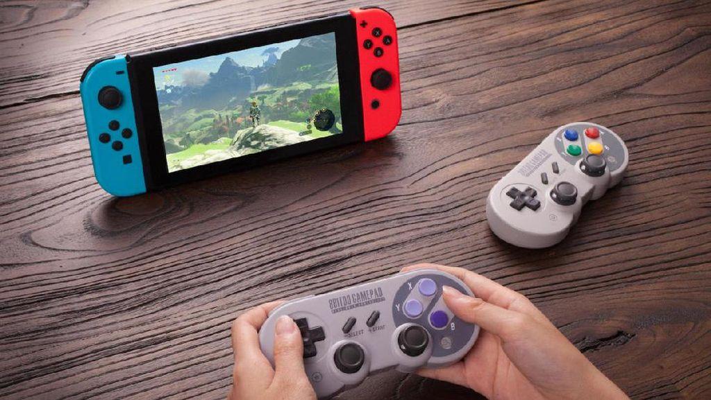 Aplikasi Nintendo Switch Bikin Boros Baterai Ponsel