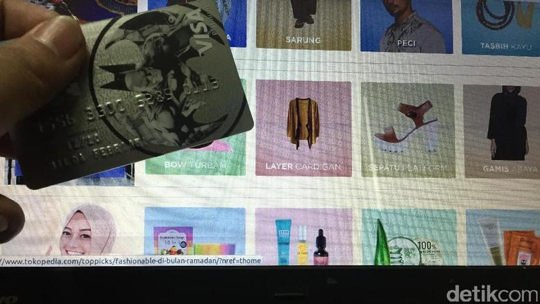Pengusaha: Pedagang Mulai Pindah ke Toko Online