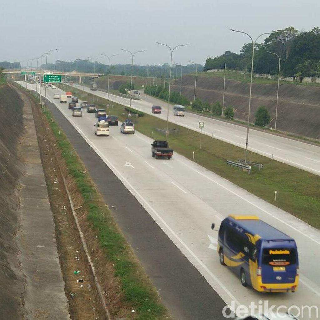 H-1 Lebaran, Jakarta-Cirebon Ditempuh 2 Jam