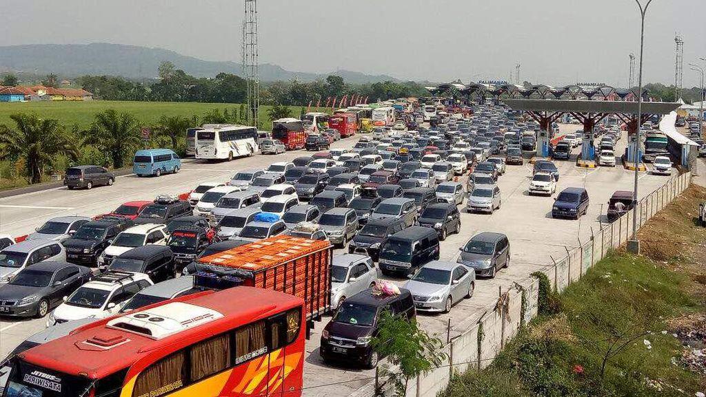 Jumlah Kendaraan Lewat Tol Cipali Meningkat Hingga 83 Ribu/Hari