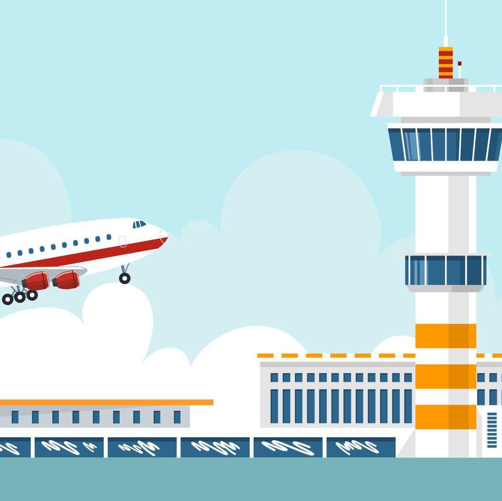 Kesiapan Angkutan Udara Lebaran 2017