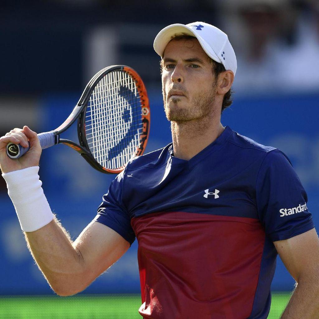 Persiapan Murray Jelang Wimbledon Tak Ideal