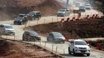 Cegah Debu, Penyiraman di Tol Darurat untuk Mudik Dilakukan Rutin