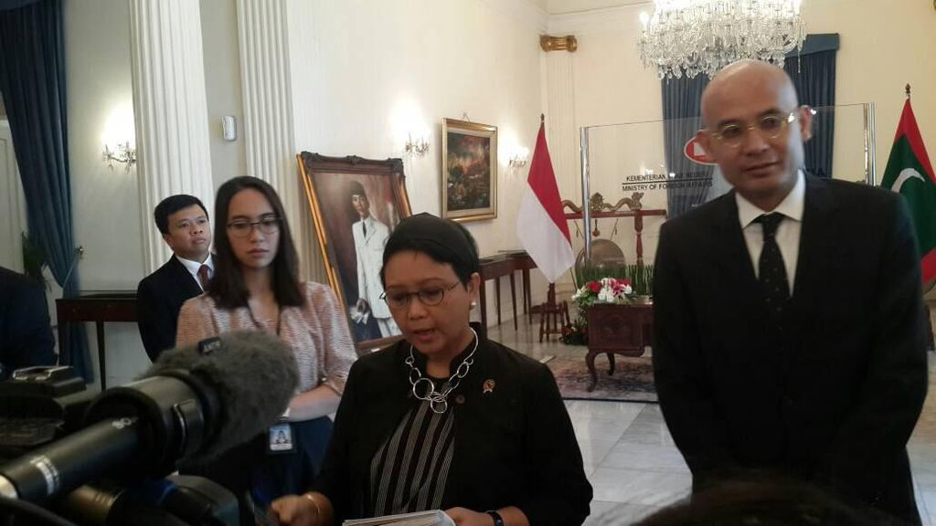 Indonesia dan Maladewa Sepakat Kerjasama di Bidang Pariwisata