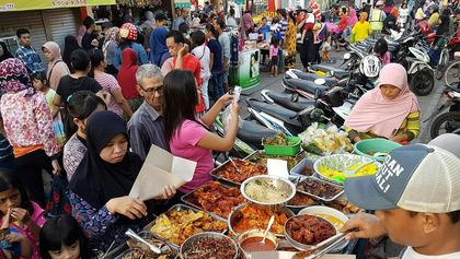 Berburu Kuliner Ramadan