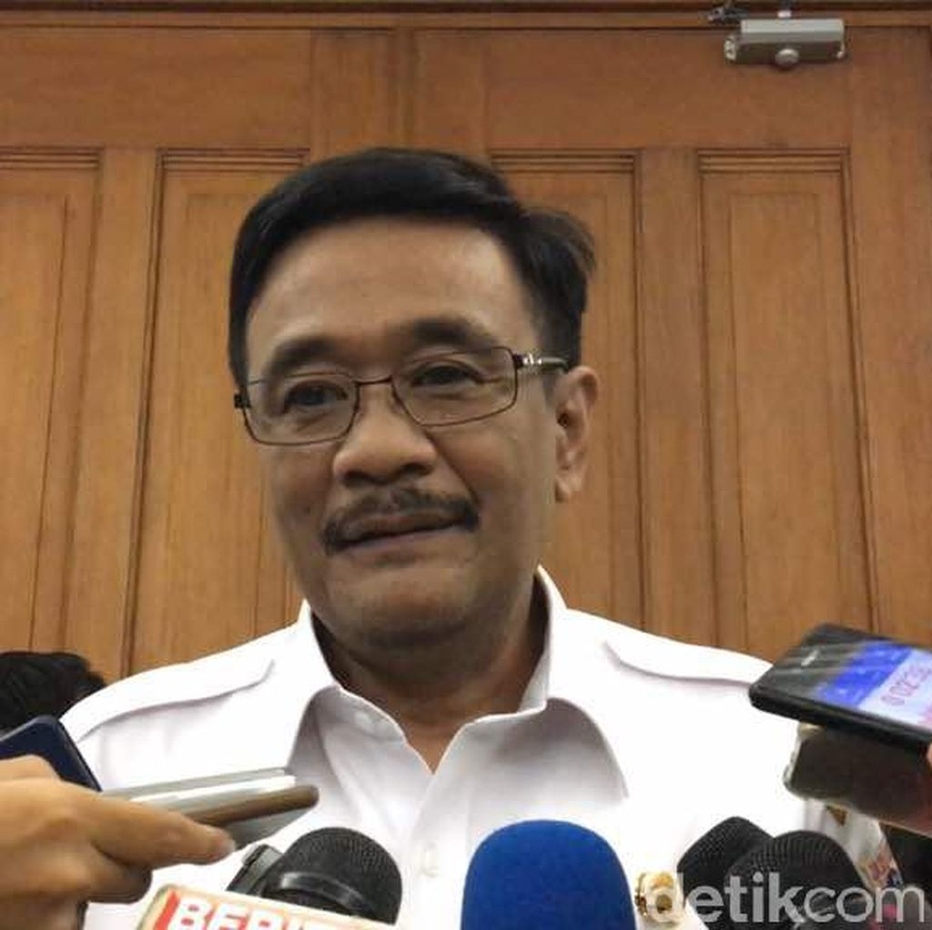 Pesan Eks Gubernur DKI Suryadi untuk Djarot di Hari Lebaran