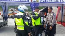 Mudik 2017, Wakapolda Jabar Urai Macet di Jalur Limbangan-Nagreg