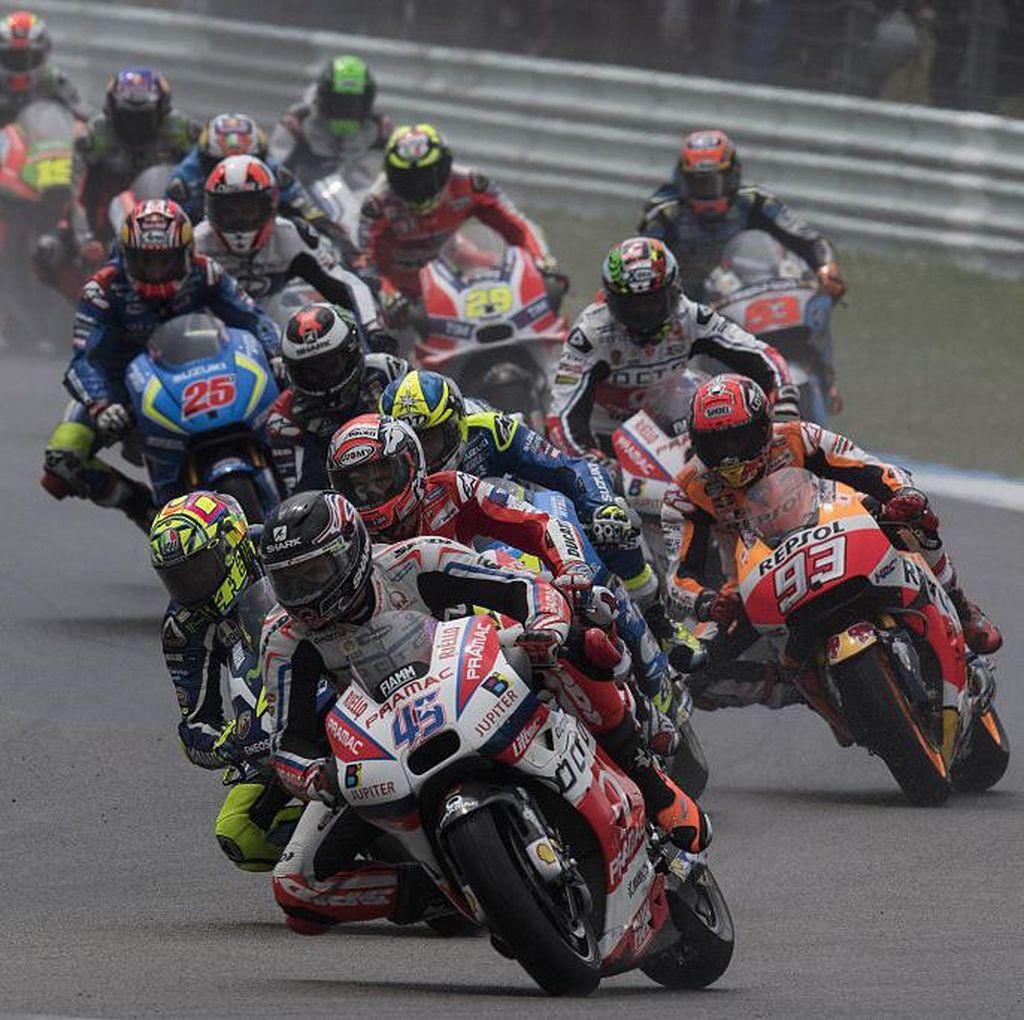 Kevin Schwantz Tak Sabar Nantikan Paruh Kedua MotoGP 2017