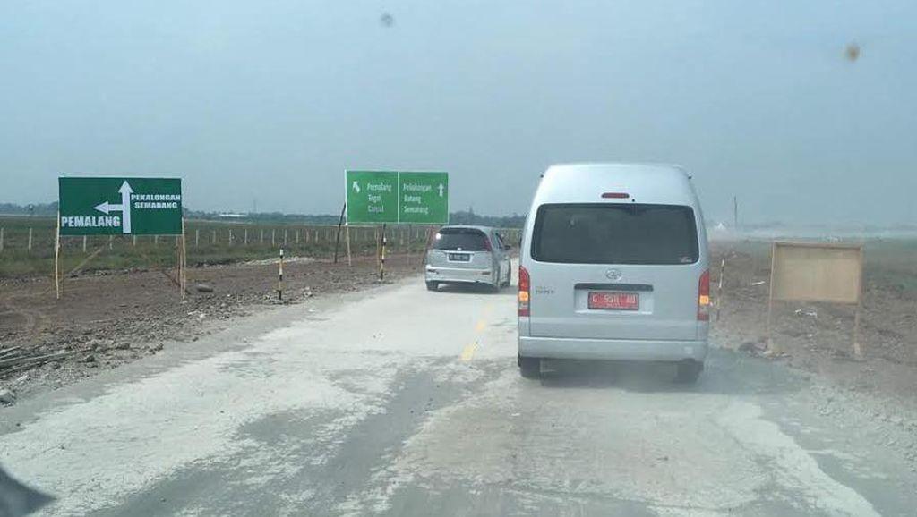 Menhub: Jalan Tol Brebes-Gringsing Bukan Fungsional Tapi Darurat