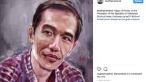Cara Netizen Ucapkan Selamat Ultah Pak Jokowi