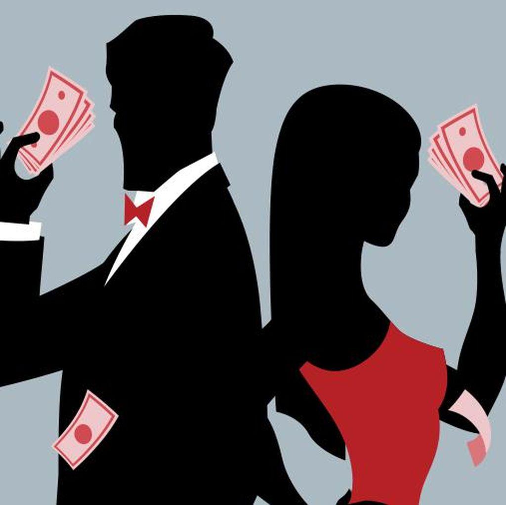 9 Pasangan Suami Istri Terlibat Korupsi