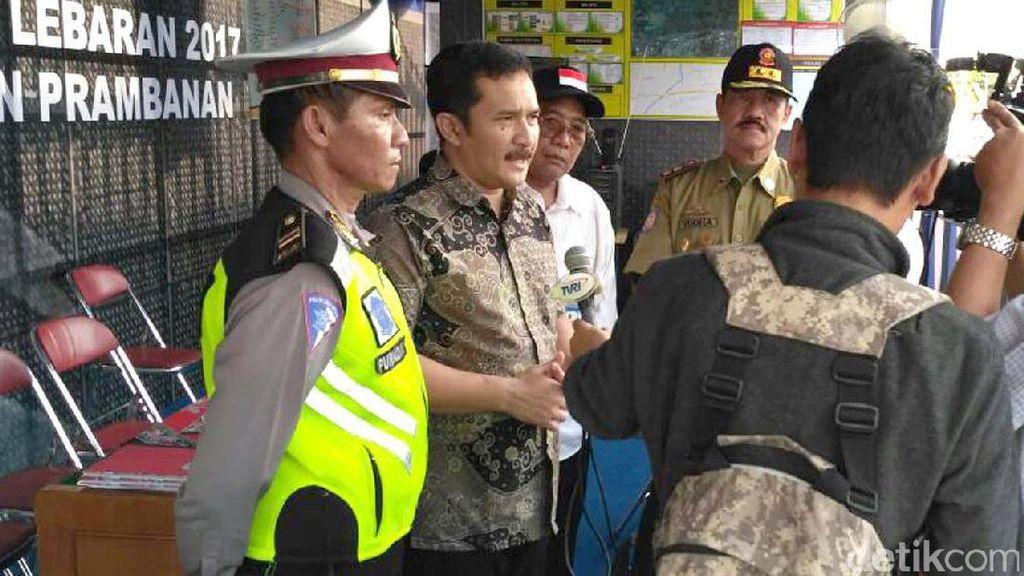 Pantau Persiapan Arus Mudik, DPRD DIY Cek Terminal Giwangan