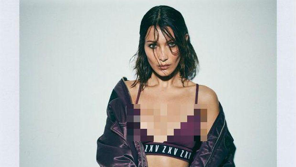 Bella Hadid Pose Seksi Demi Zayn Malik