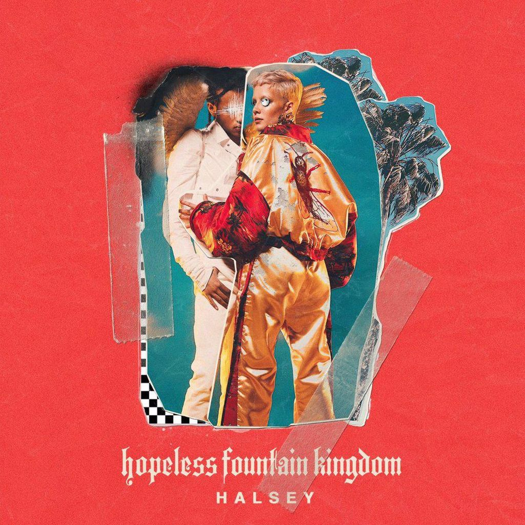 Hopeless Fountain Kingdom Halsey; Kisah Klasik, Eksekusi Modern