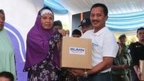 BUMN Hadir untuk Negeri Bagikan 60 Ribu Bingkisan Ramadan