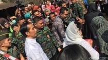Kata Iriana Soal Tampilan Jokowi yang Kembali Formal Saat Blusukan