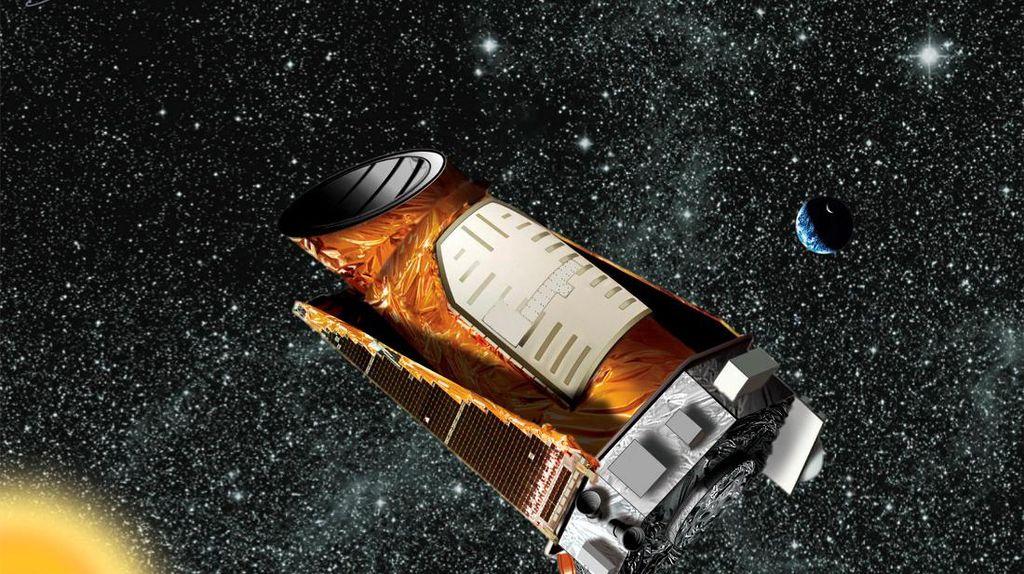 NASA Temukan 10 Planet Mirip Bumi, Ada Kehidupan Lain?