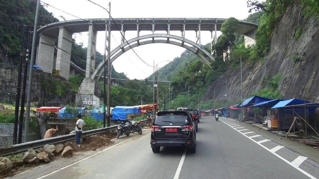 Jalan Nasional Sumbar dan Bengkulu Siap Layani Pemudik