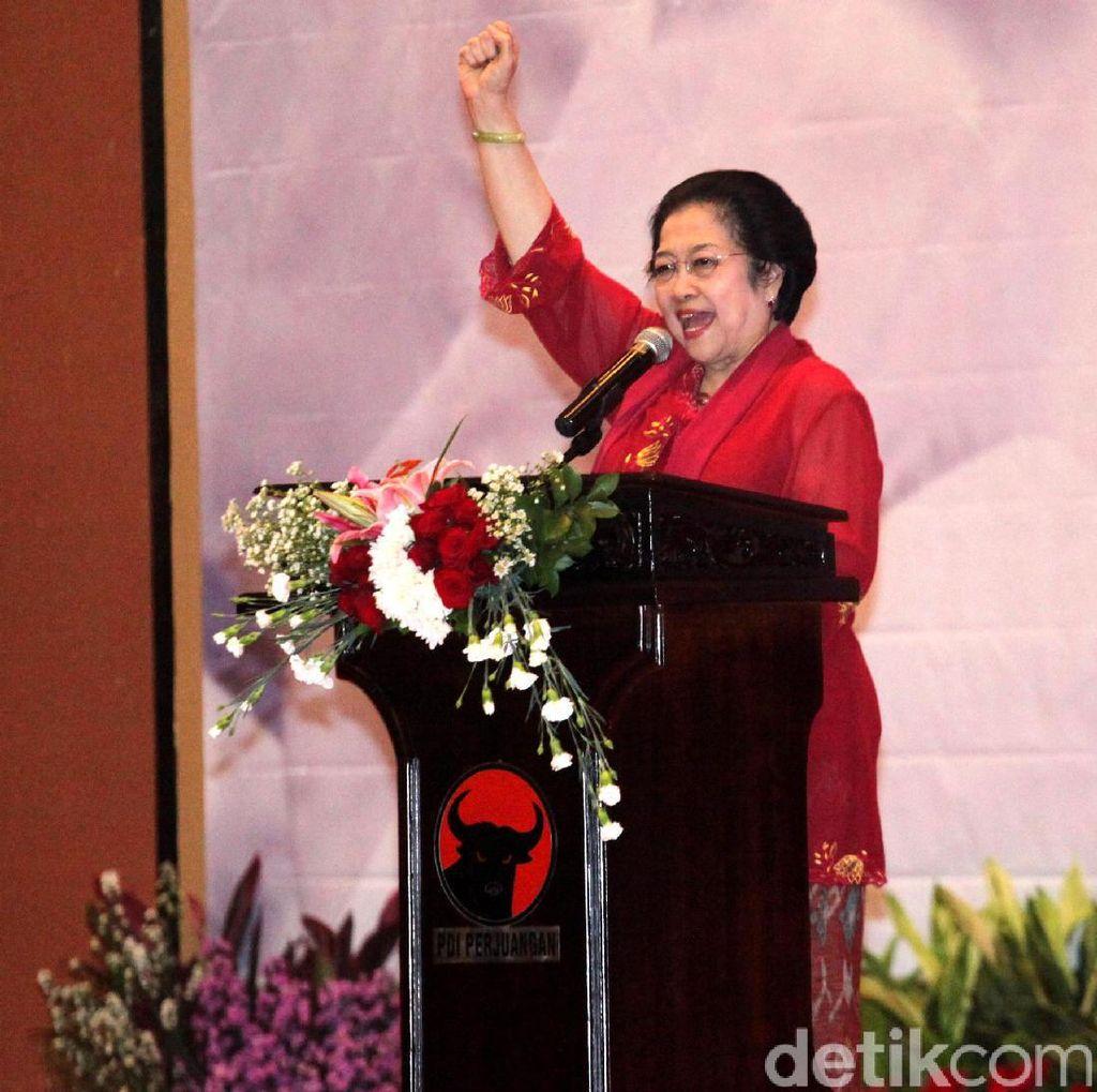 Cerita Jenderal Gatot Soal Cerutu di Balik Kehebatan Lobi Megawati
